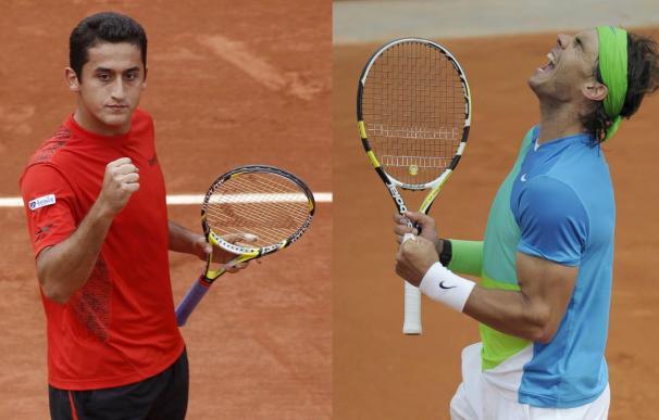 Nadal sigue marcando diferencias ante Bellucci en su victoria 200 en tierra y Almagro será su próximo rival