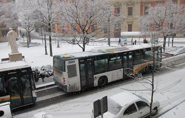Siete provincias están en alerta por nieve