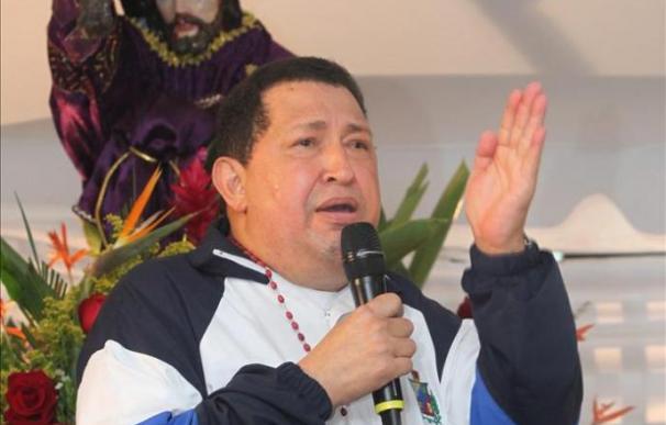"""Chávez pide a Cristo """"no me lleves todavía"""" porque aún le falta por hacer"""