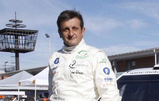 """Moya dice que el Rally de Portugal concluyó para Nupel """"mucho mejor de lo previsto"""""""