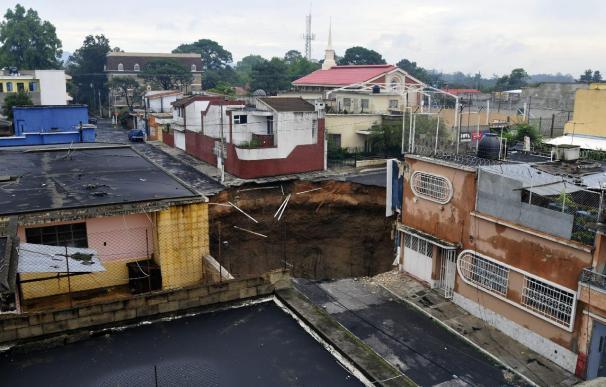"""""""Agatha"""" deja muerte y destrucción en Guatemala, El Salvador y Honduras"""