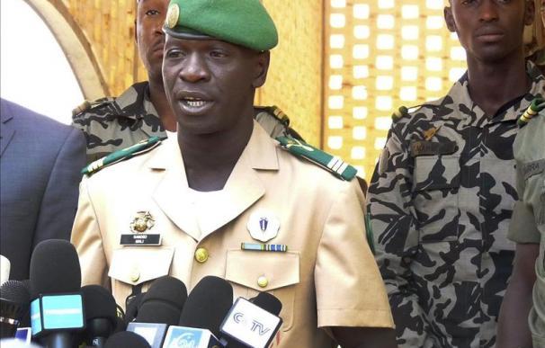 El presidente del Parlamento de Mali llega para dirigir la transición