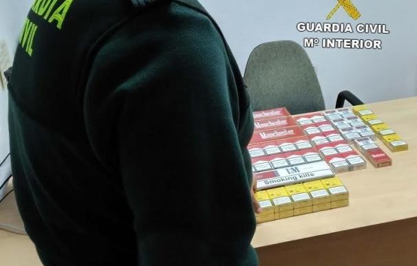 El 1,2% del tabaco que se consume en Asturias procede del contrabando