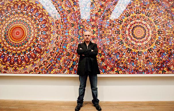 Retrospectiva de Damien Hirst en la Tate Modern