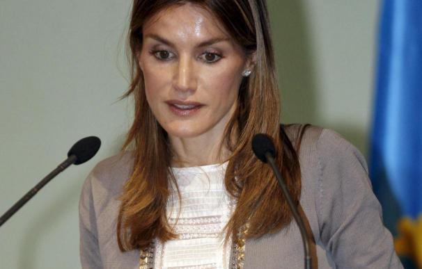 La princesa Letizia inaugura mañana un seminario en San Millán de la Cogolla
