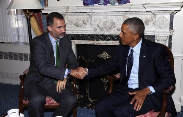 Los Reyes se entrevistarán con Obama durante un viaje oficial a Estados Unidos a mediados de septiembre