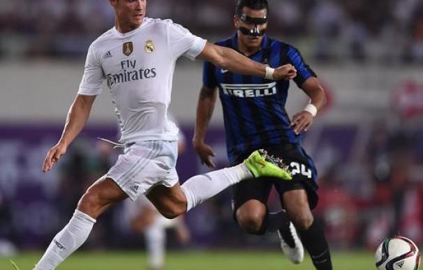 El Real Madrid vence 3-0 al Inter en el estreno de Kiko Casilla