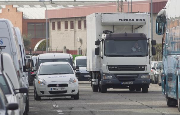 Las matriculaciones de vehículos industriales aumentan un 27% hasta abril