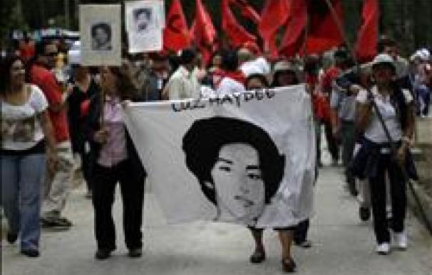 """Algunos gobiernos hacen """"desaparecer"""" personas de forma """"corriente"""", según Amnistía Internacional"""