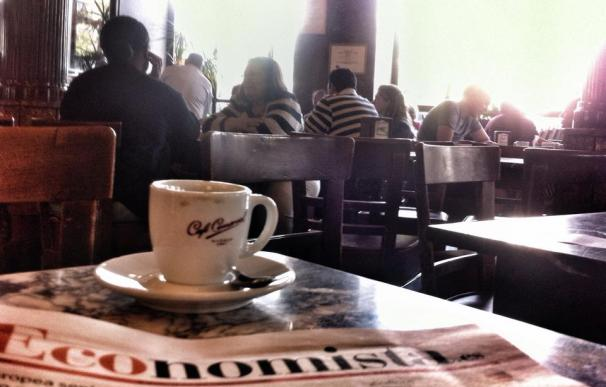Imagen del mítico Café Comercial.