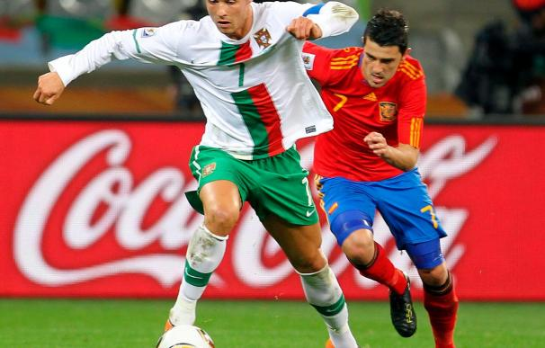 La prensa alemana subraya el triunfo de Villa y el fracaso de Ronaldo