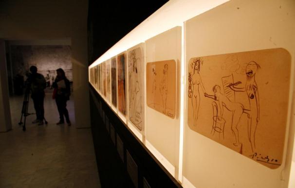 Una exposición demuestra que Rusiñol fue escogido por Picasso como modelo de artista