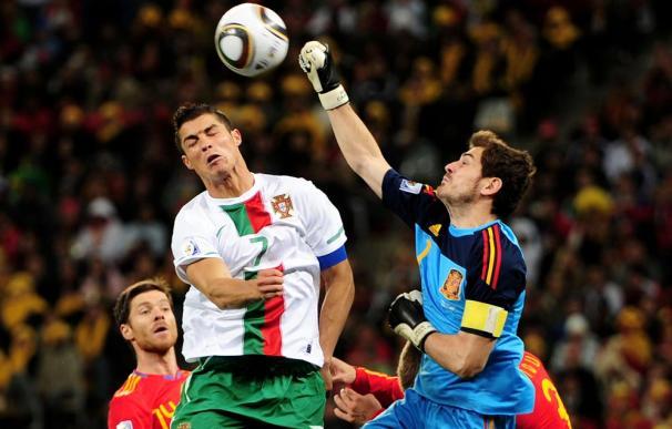 Mundial 2010: España 1 - 0 Portugal