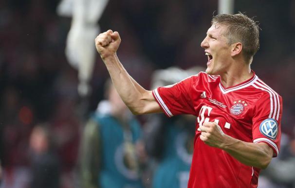 Schweinsteiger afirma que el Barcelona sigue siendo el número uno de Europa