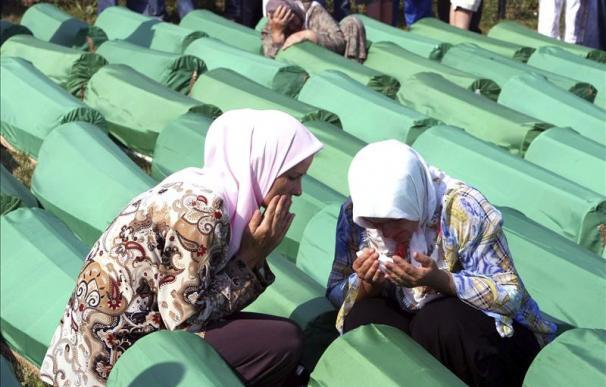 Dos expolicías serbios, condenados a 65 años por el genocidio de Srebrenica