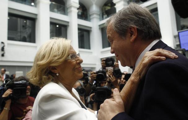 Carmona, satisfecho con el cese de Zapata pero cree que debería dejar el acta