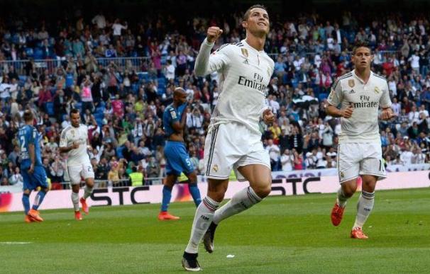 El PSG sueña con Cristiano para la temporada 2016-2017.