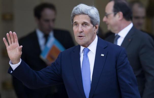 Kerry visitará Nigeria el domingo para hablar sobre elecciones y Boko Haram