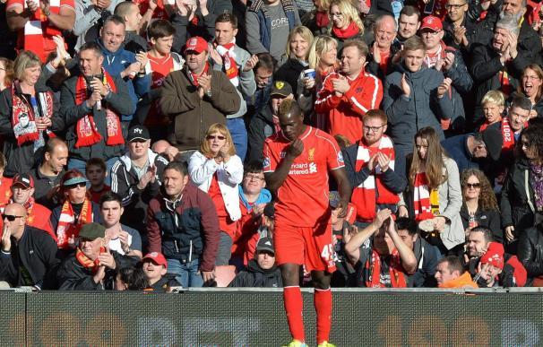 El Liverpool de Balotelli se atasca ante el Hull (0-0)