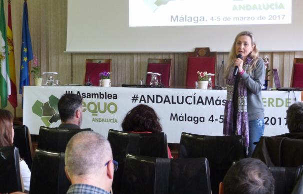 """Equo apuesta en su III Asamblea por """"consolidar la ecología política"""" en Andalucía"""