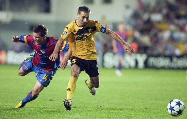 El Sporting de Braga tumba al Sevilla en la sorpresa de la jornada