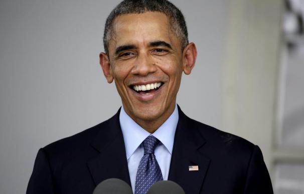 """""""Estoy orgulloso de haber salvado la economía"""" de EE.UU., sostiene Obama"""