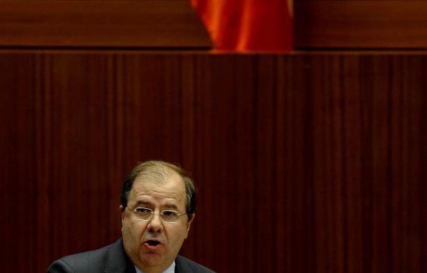 Juan Vicente Herrera pide al Gobierno que rectifique sus medidas de recorte