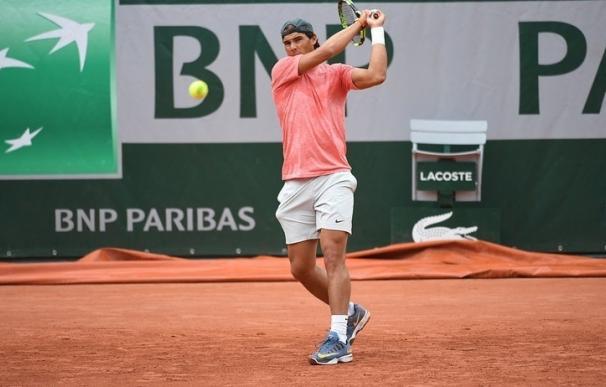 Nadal prepara ya el asalto a Roland Garros