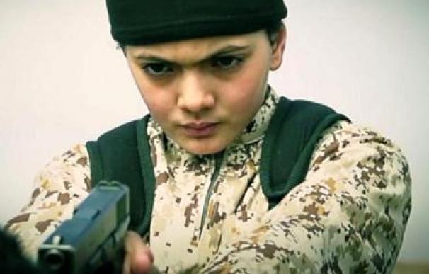 El niño del Estado Islámico que supuestamente mató a un agente del Mossad israelí
