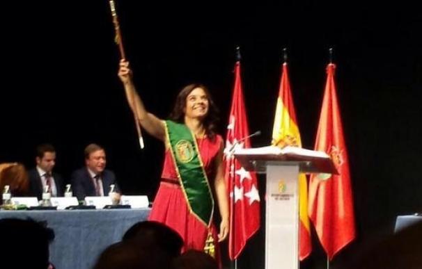 Sara Hernández (PSOE), investida nueva alcaldesa de Getafe con los votos de Ahora Getafe e IU