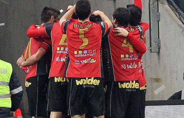 Después del milagro en la Copa, el Mirandés busca ahora el ascenso
