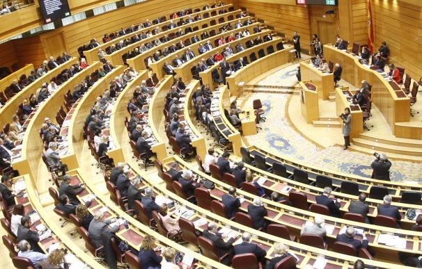 El Senado aumenta un 1,22% su presupuesto para el próximo año, hasta los 52,5 millones de euros