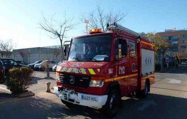 """CSIF critica que las incidencias por viento dejan a la Comunidad """"sin bomberos para atender otros siniestros"""""""