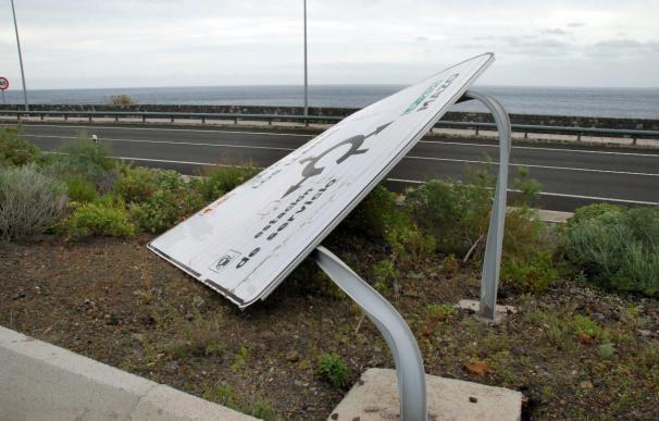 Canarias da por finalizada la alerta máxima por vientos fuertes