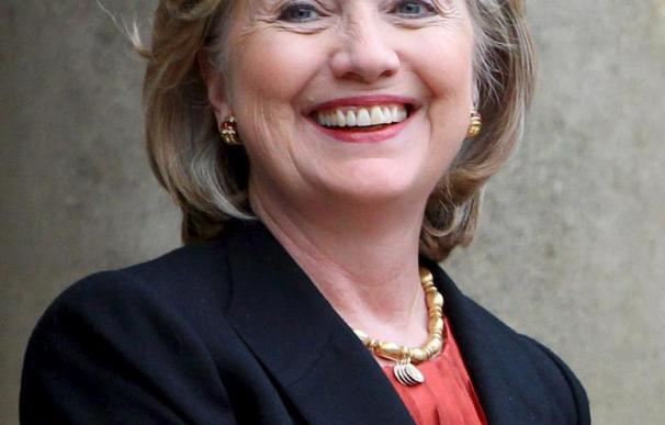 Clinton está alentada por las señales de que Pyongyang podría volver al diálogo nuclear