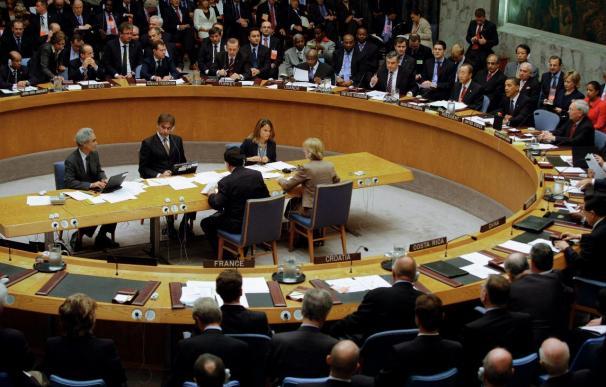 El Consejo de Seguridad expresa su disposición a levantar las sanciones a Irak