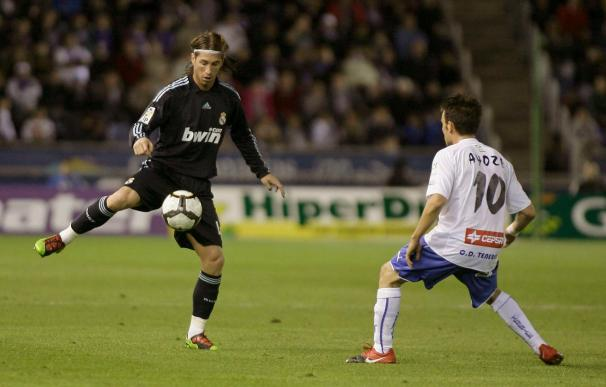 1-5. El Real Madrid hace en Tenerife otra demostración de pegada
