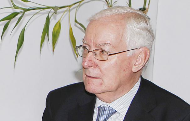 El director de la Real Academia Española, Víctor García de la Concha - EFE
