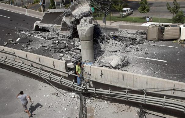 A la Embajada no le consta que haya españoles entre las víctimas del terremoto