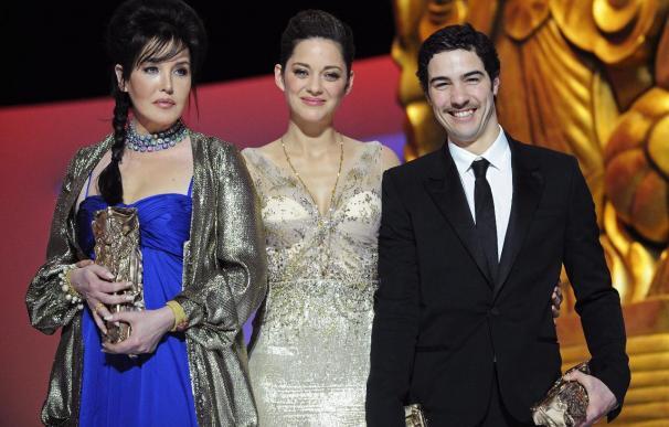 """Audiard, sin sorpresas, revalida Cannes con nueve César por """"Un profeta"""""""