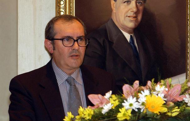 El malagueño Ruiz Noguera gana el Juan Ramón Jiménez de poesía, dotado con 12.000 euros
