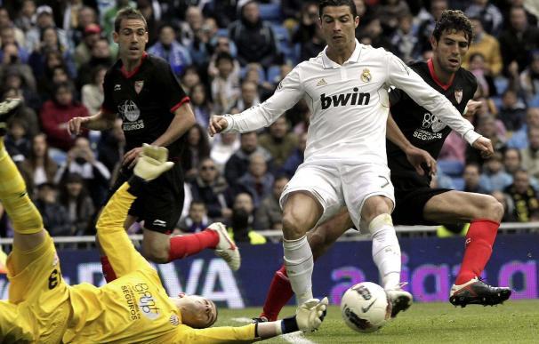 Real Madrid - Sevilla: las mejores fotos del partido