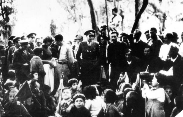 """Los brigadistas """"españoles"""" que derrotaron a Hitler en Yugoslavia"""