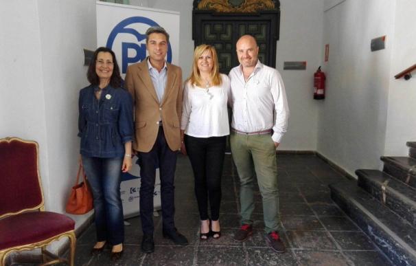 Lorite (PP) se reúne con la Fundación Tierra de Hombres y alaba su labor