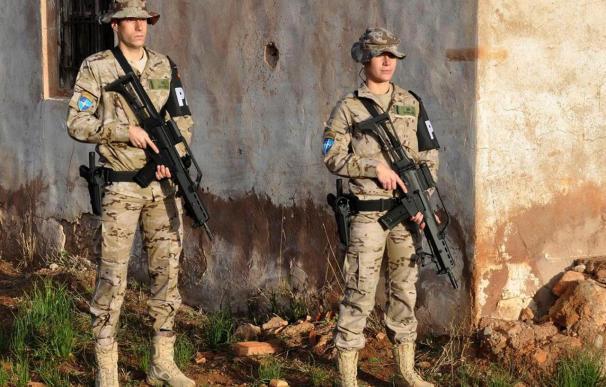 El próximo relevo español en Afganistán estrenará un nuevo uniforme