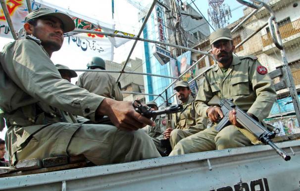 Al menos tres muertos en un ataque suicida en el noroeste de Pakistán