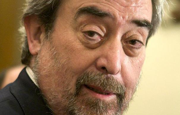 Belloch no teme la candidatura de Madrid confiado en las posibilidades de Aragón