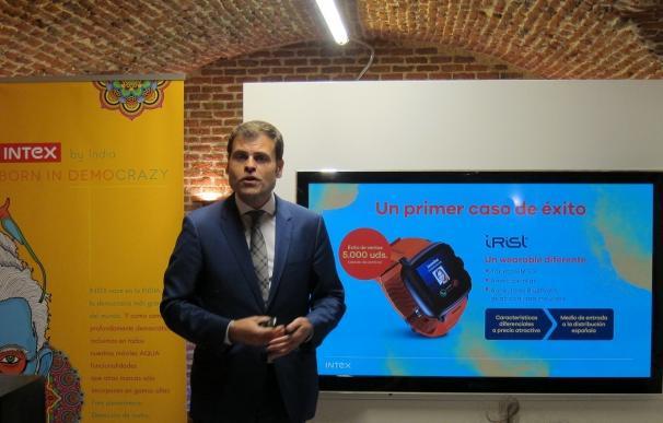 La tecnología india de INTEX aterriza en España con dispositivos 'low cost' y una garantía de cuatro años en sus móviles