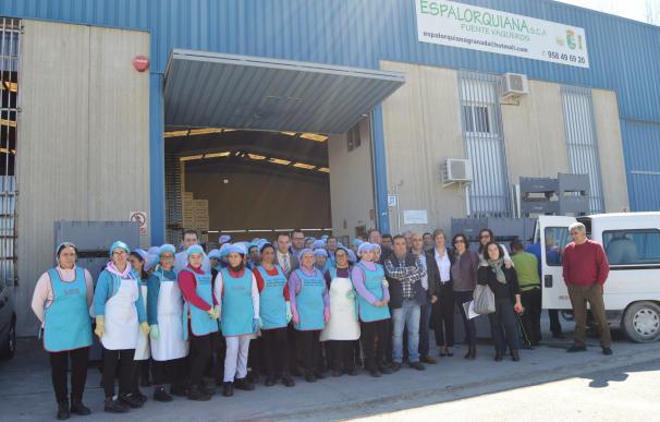 Cooperativas Agro-alimentarias comparte con la Junta su estrategia de desarrollo rural