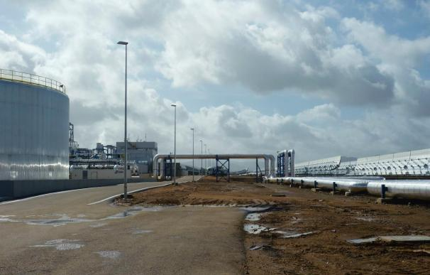 Inauguran en Cáceres la primera planta del mayor complejo termosolar de Europa